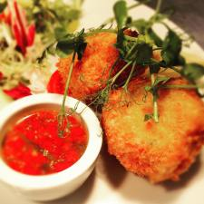 fishcakes autumn