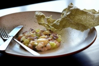 Mackerel Tartare food TRP low res
