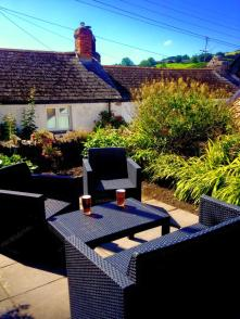 rattan with ales