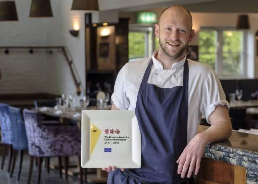 Head Chef James Mason