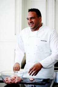 Michael Caines MBE