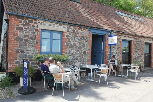 Harbour Gallery and Cafe