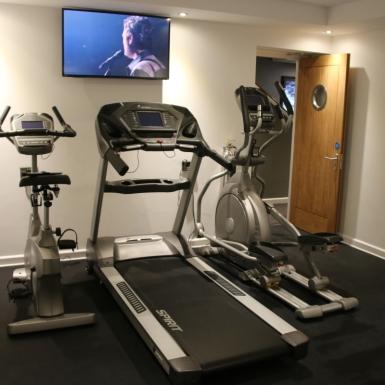 Optimized-Gym 3