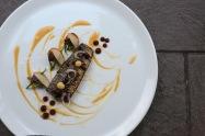 Thomas Carr at The Olive Room -Mackerel 2
